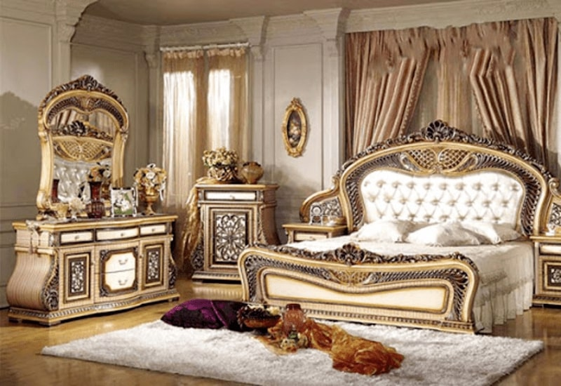 Phong cách cổ điển luôn toát lên vẻ giàu có, sang trọng